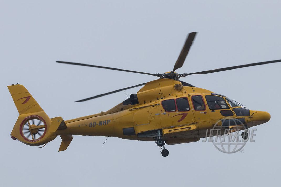 OO-NHP Noordzee Helikopters Vlaanderen Eurocopter EC155 B1 Den Helder (EHKD)
