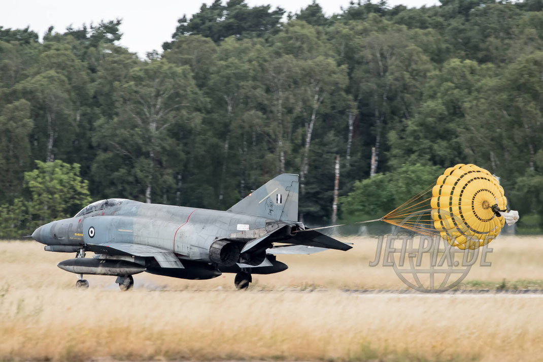 """01501 Greece Airforce McDonnell Douglas F-4E Phantom 2017 06 30 ETNG Geilenkirchen """"35 Years E-3A"""""""