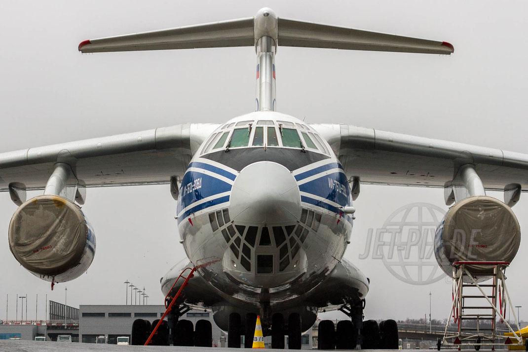RA-76503 Volga Dnepr Ilyushin IL76TD 90VD 2013 03 10 EDDK Köln