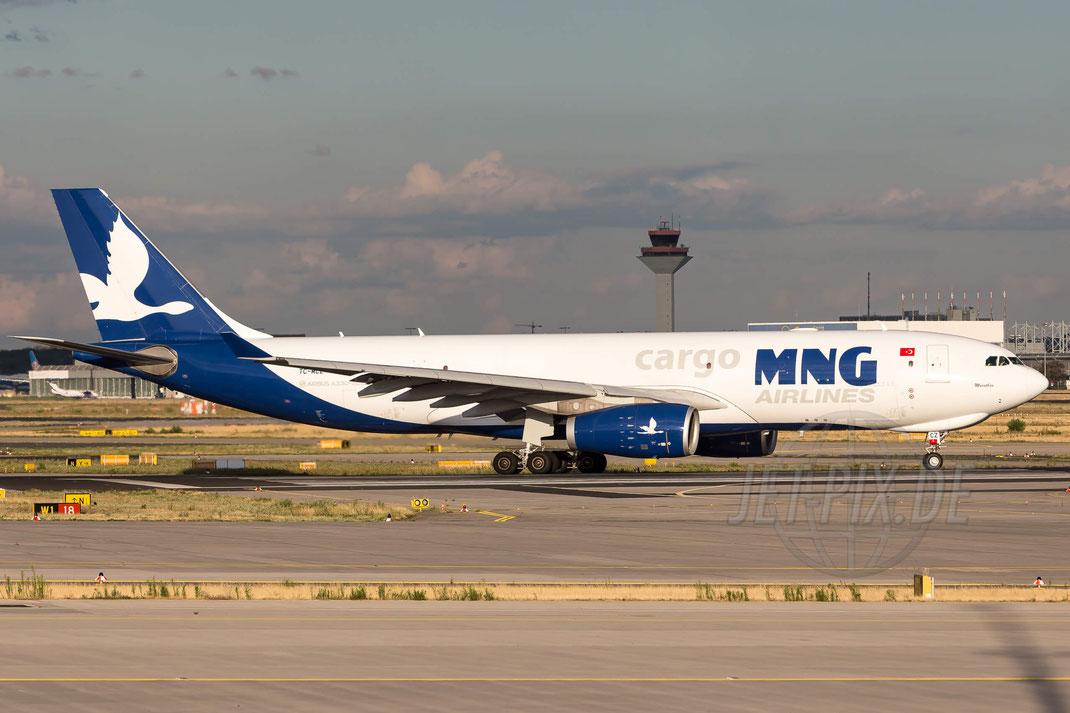TC-MCZ MNG Airlines Airbus A330-243F 2015 07 29 EDDF Frankfurt