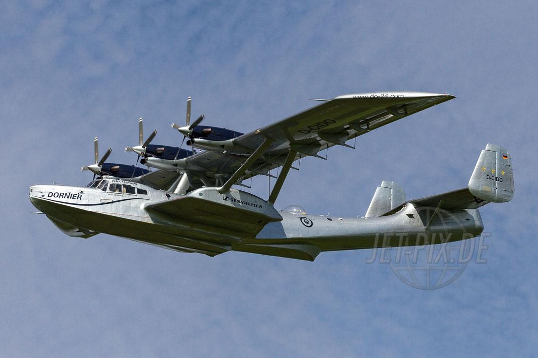 D-CIDO Private Dornier Do-24ATT 2013 08 16 ETMN Nordholz