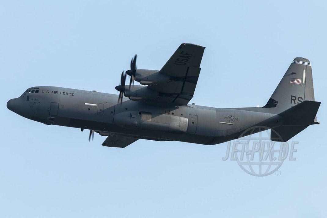 06-8611 USAF United States Air Force Lockheed Martin C-130J-30 Super Hercules 2017 08 25 ETAR Ramstein