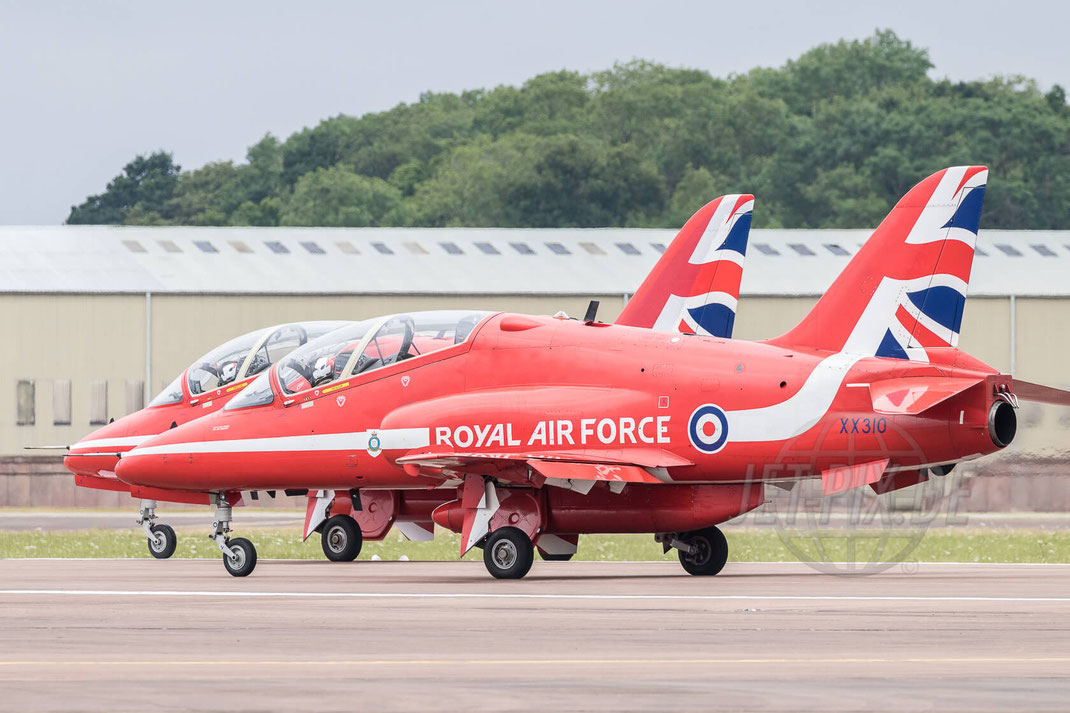 XX310 Red Arrows Royal International Air Tattoo (RIAT) 2017 07 15 Fairford (EGVA)