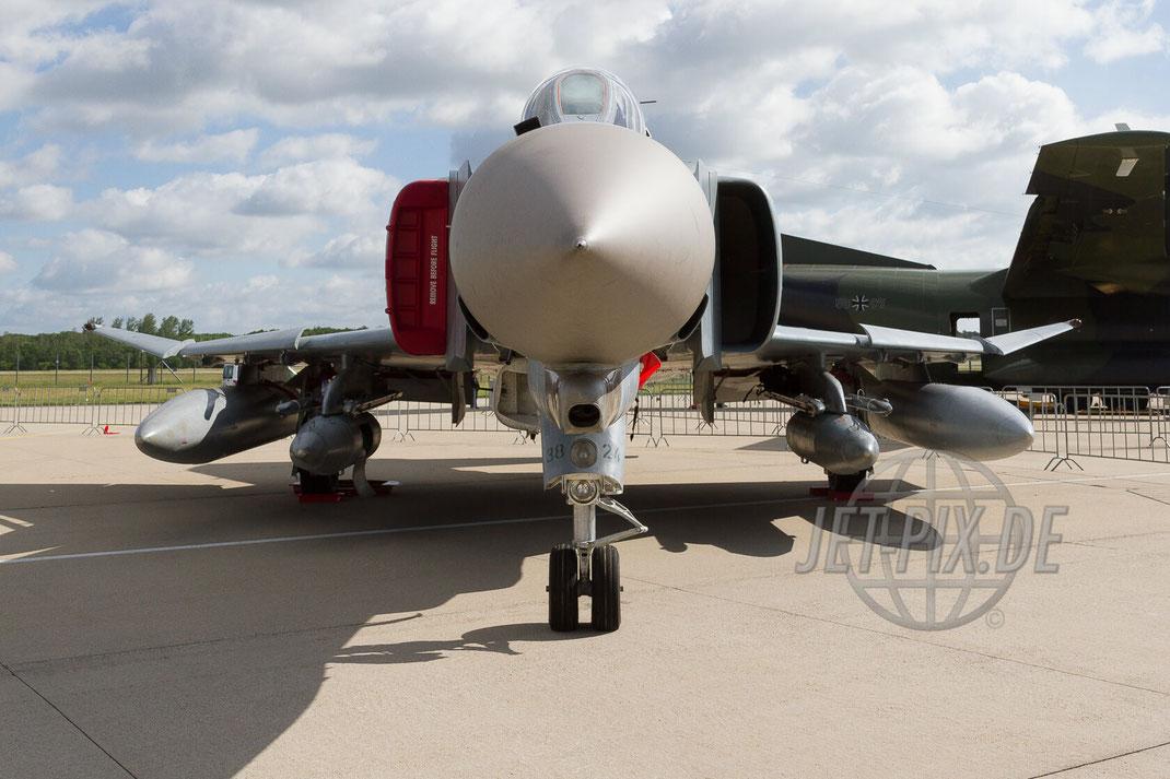 38+24 Deutsche Luftwaffe Front 30 YEARS AWACS 2012.06.17 ETNG/GKE Geilenkirchen
