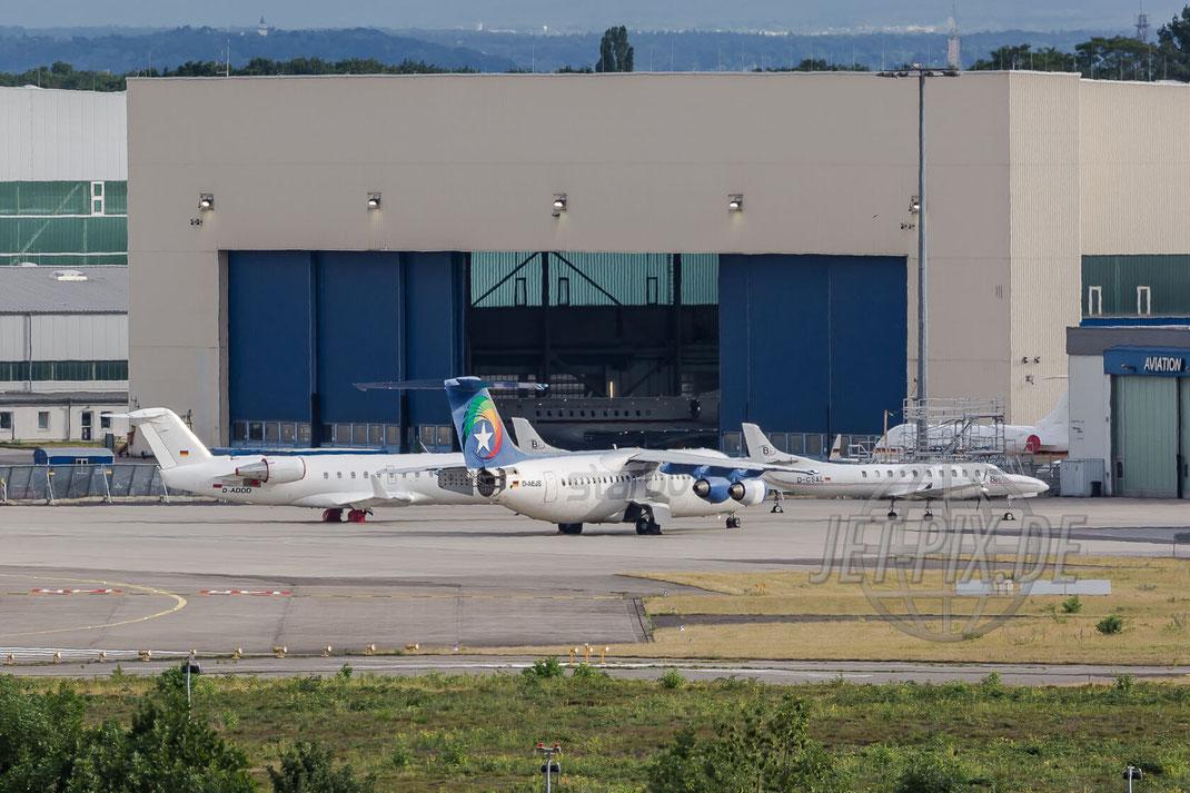D-AEJS ex. WDL? 146-300A 2017 06 30 EDDK Köln/Bonn