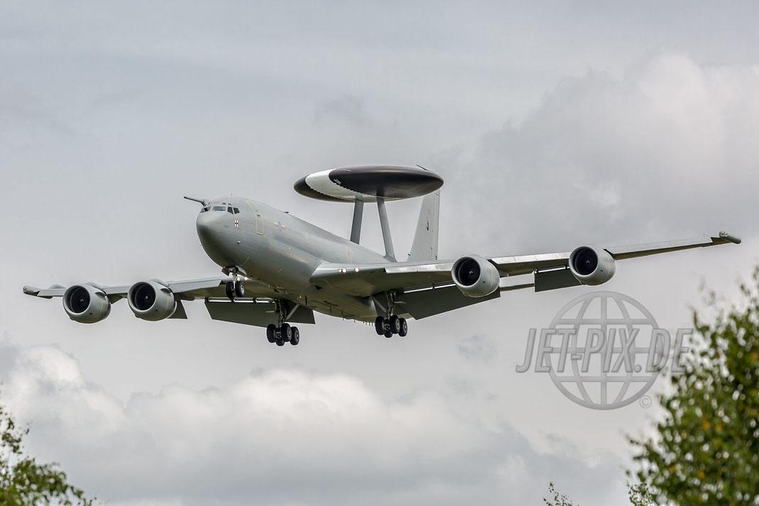 ZH06 RAF E-3D Sentry AEW1E-3D 2017 06 29 ETNG Geilenkirchen Pre-Spottertag 35 Years E3A