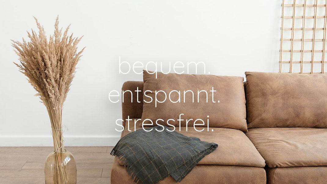 Personal Shopping mit Lieferung nach Hause: bequem, entspannt, stressfrei.