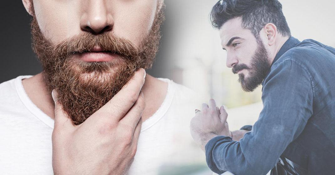 ¿Debo rasurarme o dejar crecer la barba al iniciar el tratamiento con minoxidil?