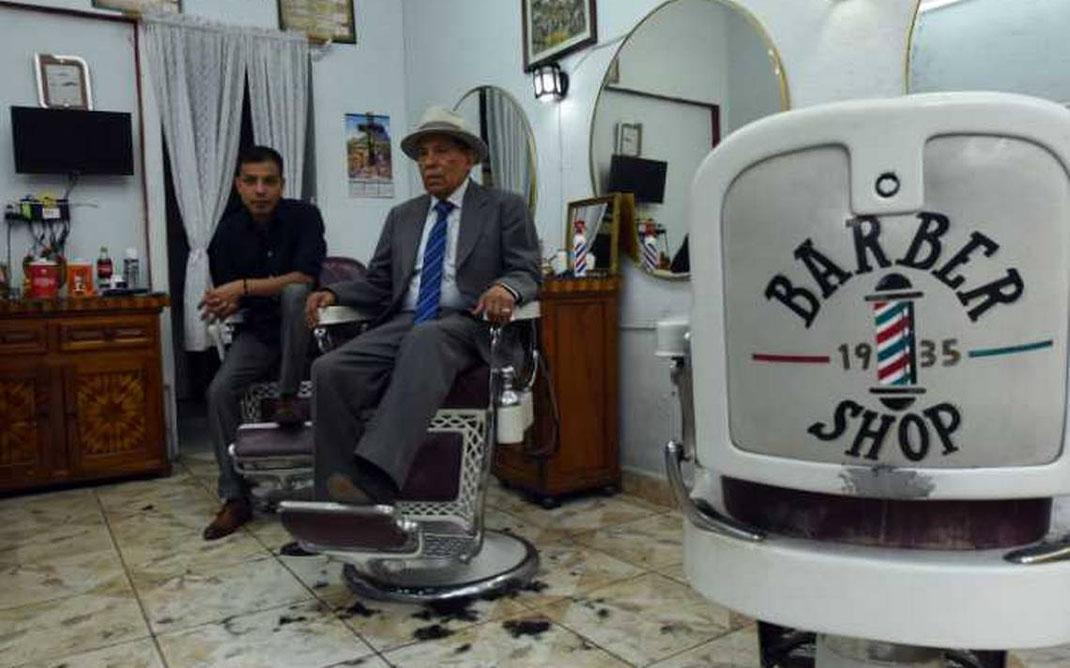 ¿Un Barbero Nace o se Hace?