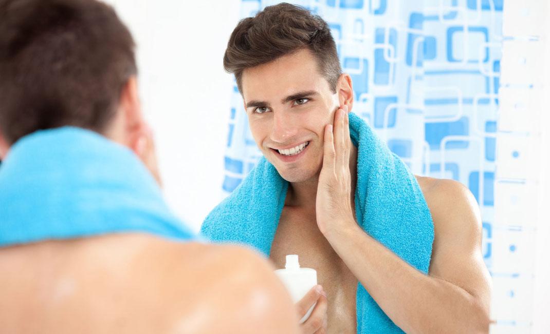 Beneficios de utilizar aftershave