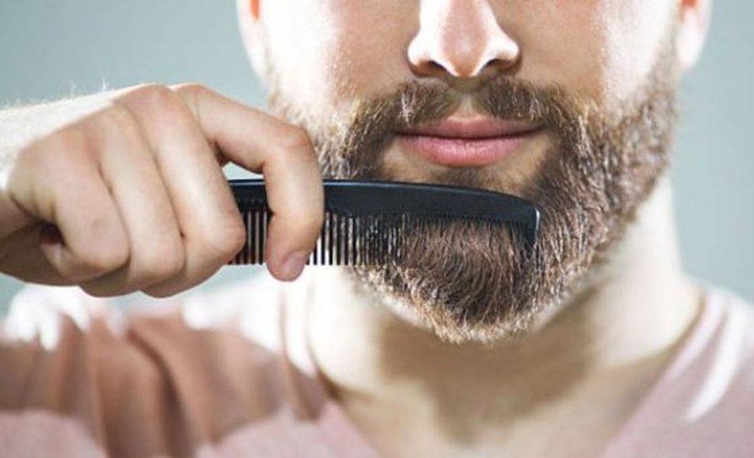 ¿Cómo peinar una barba Corta?