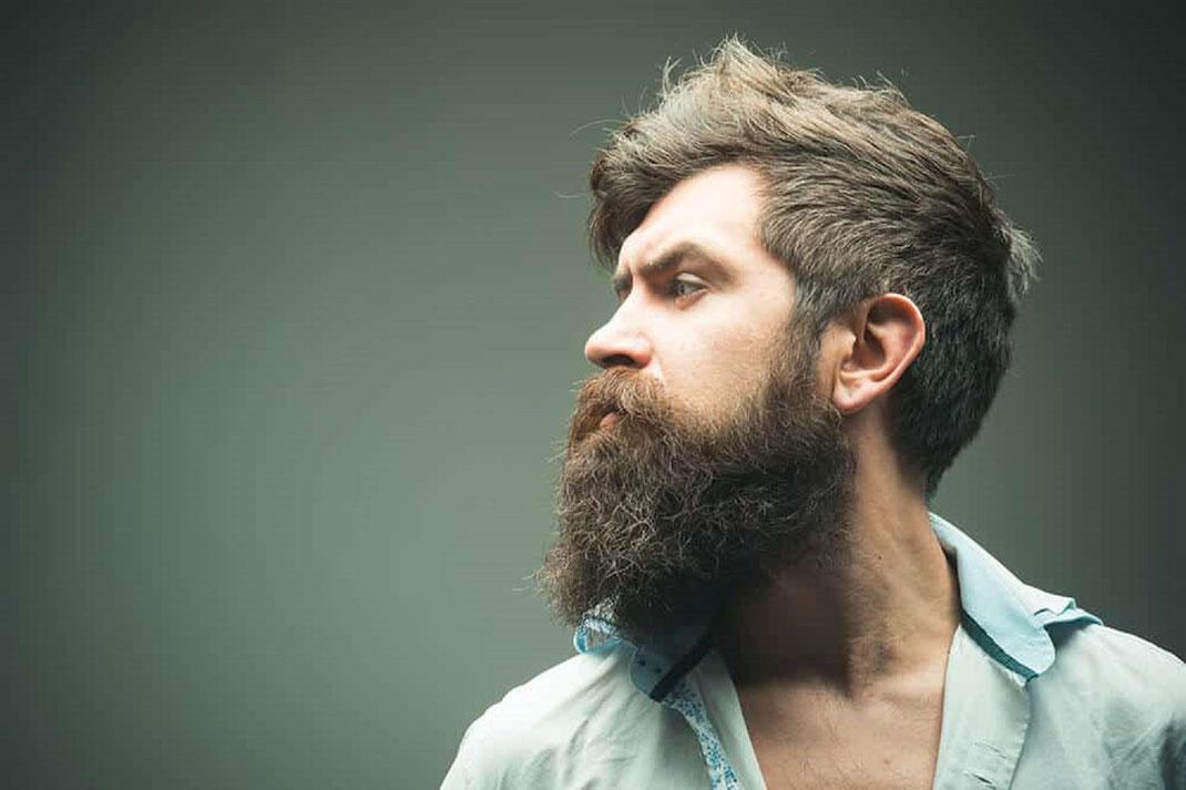 Minoxidil al 12% para crecimiento de barba ¿tiene efectos secundarios?