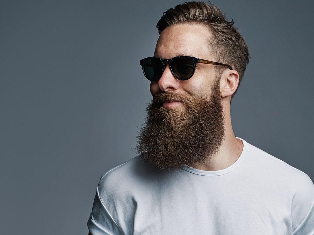 ¿Por qué a algunos hombres les sale mucha barba y a otros poca o nada?