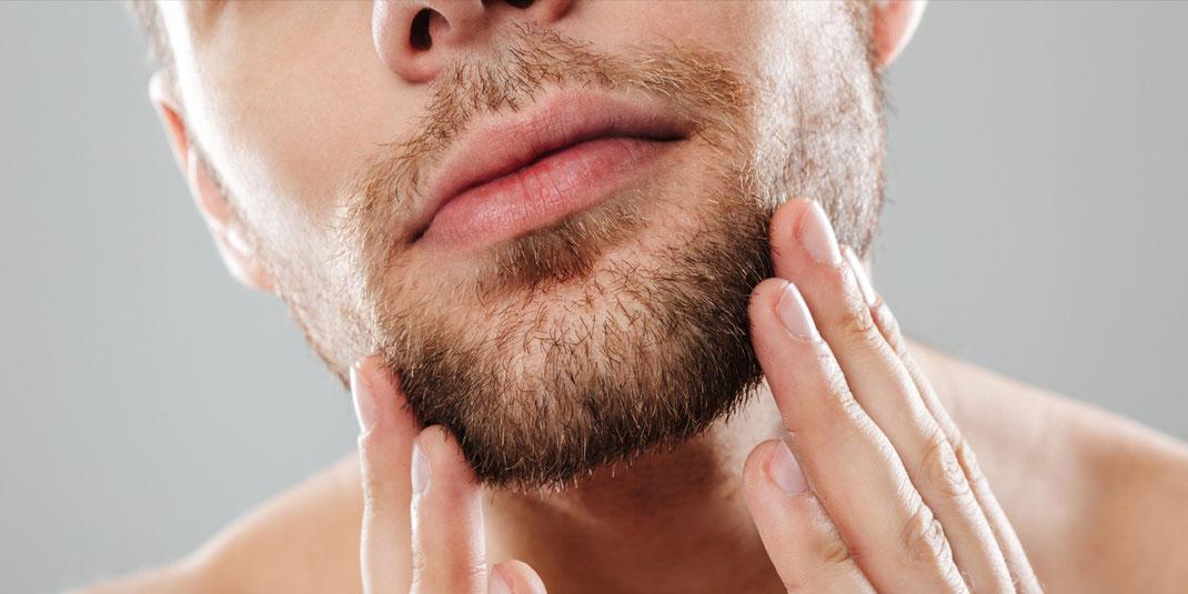 Barba con Huecos ¿Cómo tupir la Barba y Poblarla?