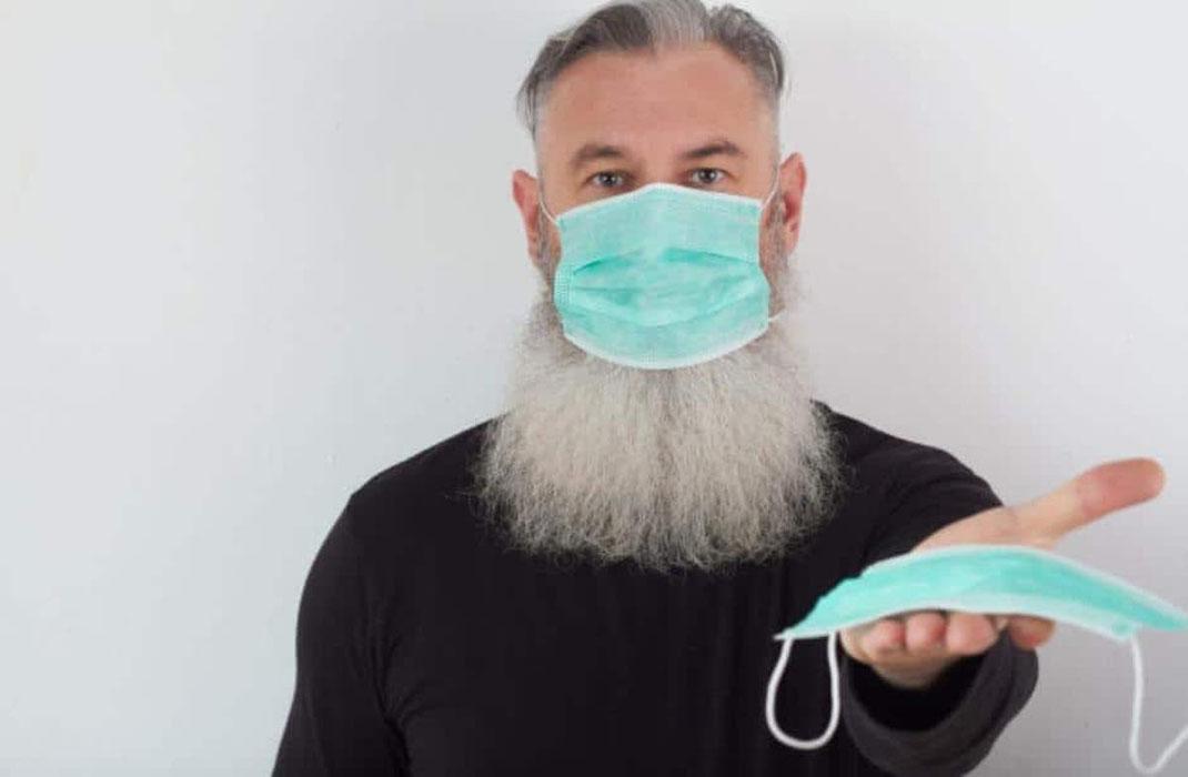 4 Consejos para cuidar la barba en Contingencia Sanitaria COVID-19