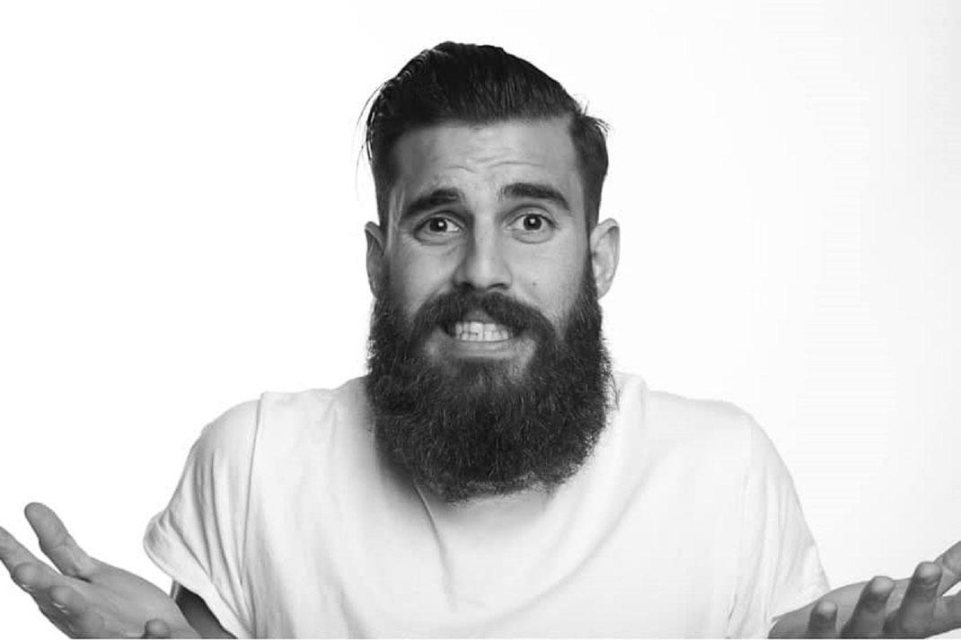 ¿Cómo aliviar el picor de la barba?