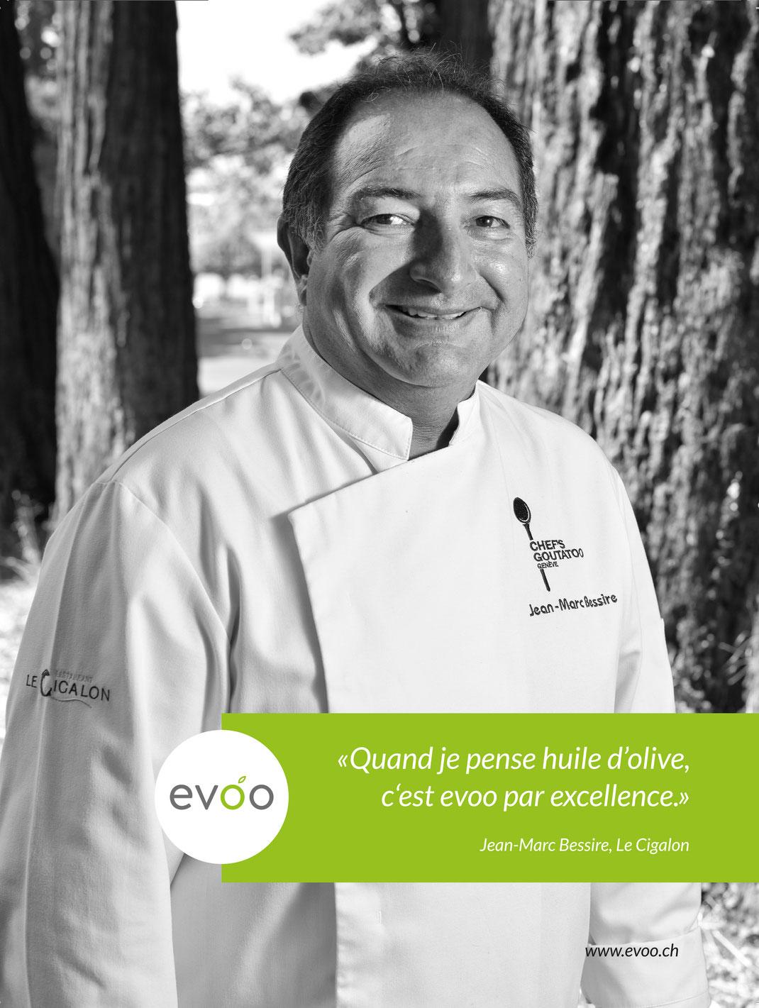 Jean-Marc Bessire - evoo Ambassador
