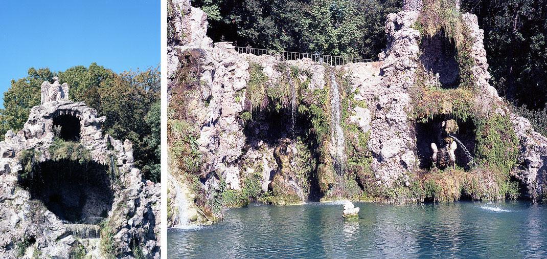 image: Nina Luca, Swiss blogger, schweizer blogger, vatican gardens, vatican city, schweizer bloggerin, swiss lifestyle blogger, swiss travel blog, eagle fountain vatican, adler brunnen vatikan, adlerbrunnen vatikan