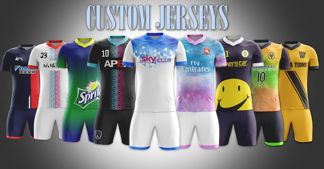 Custom Jerseys
