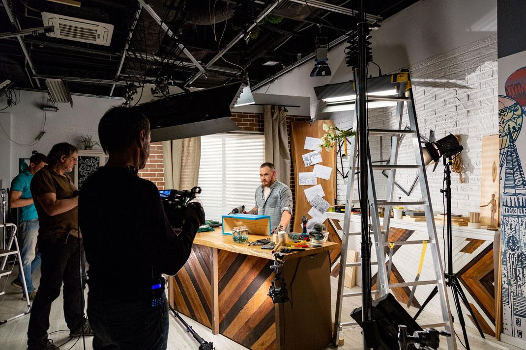 Güldner TV Productions erstellt Magazinbeiträge, Reportagen und Dokumentationen für verschiedene TV-Formate
