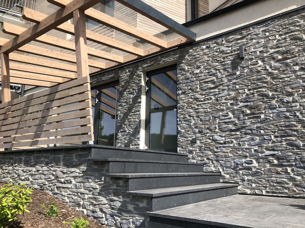 Steinpaneele PanelPiedra Kunststeinpaneele Wandverkleidung Steinoptik