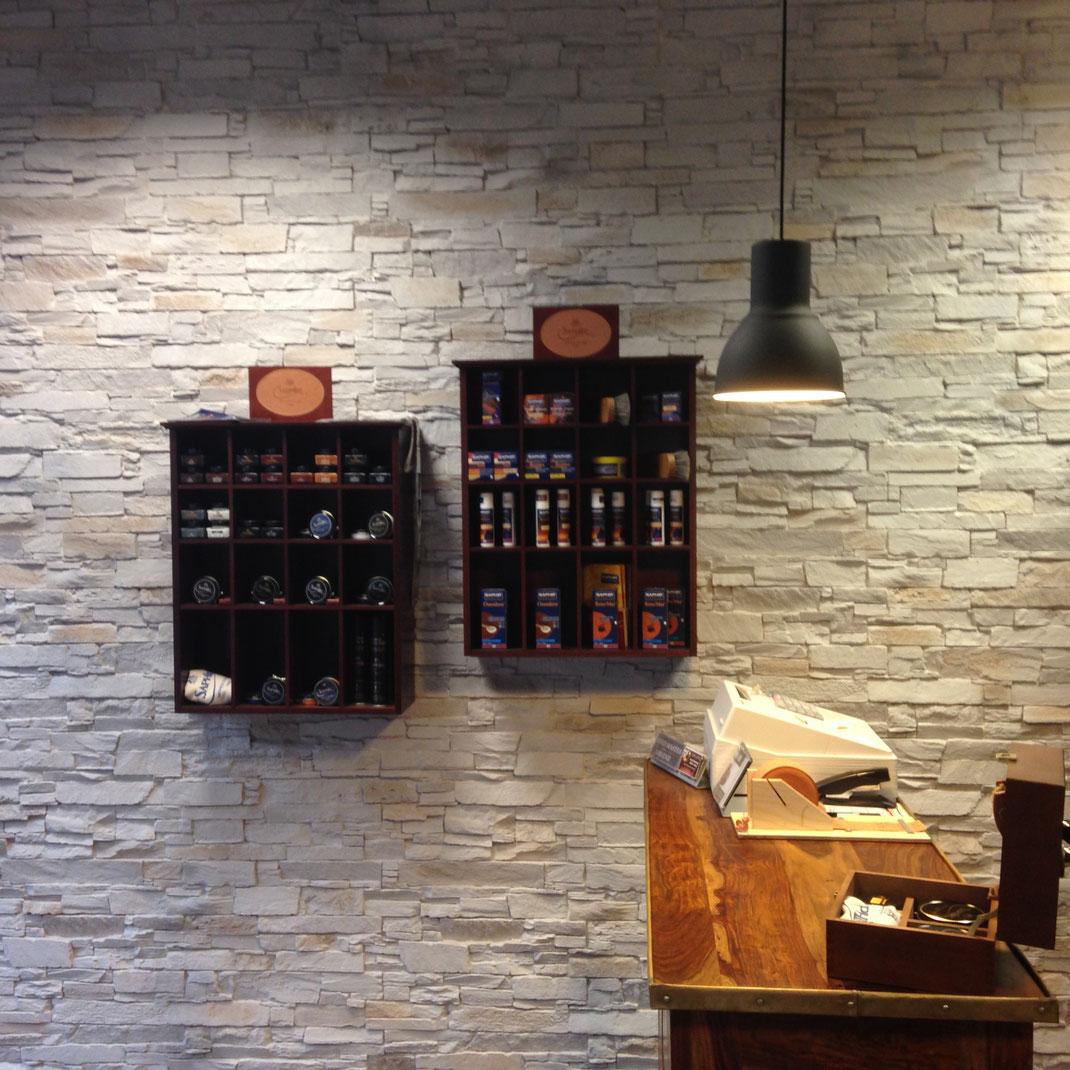 Panel Piedra - Serie Classic - PR-415 Pizarra Andes Italienisches Weiss