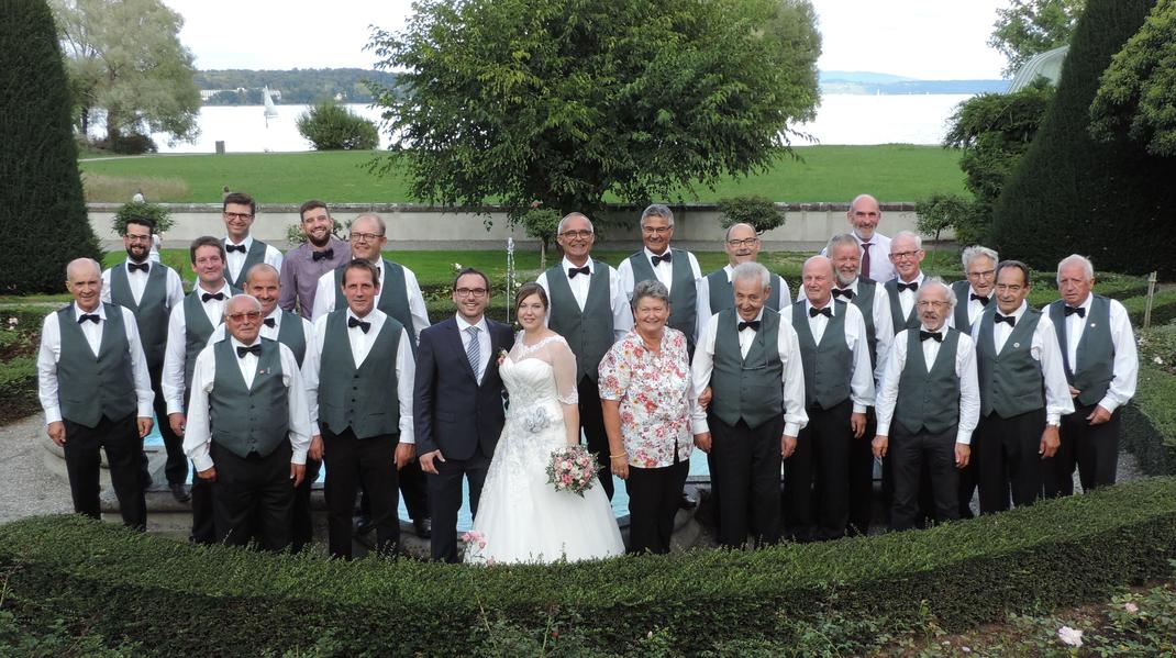 Hochzeit Fabienne+Martin Sept.2018 in Kreuzlingen