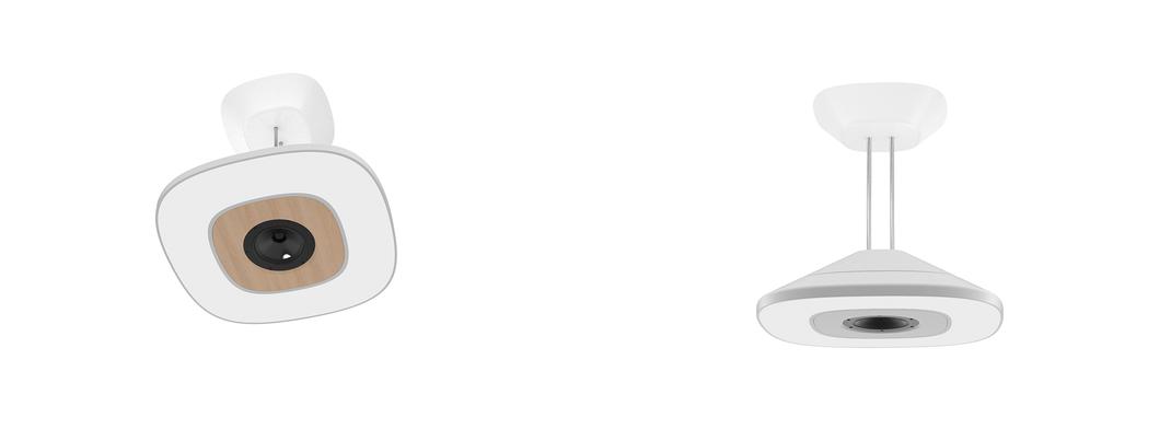 LED Deckenlampe mit Musik