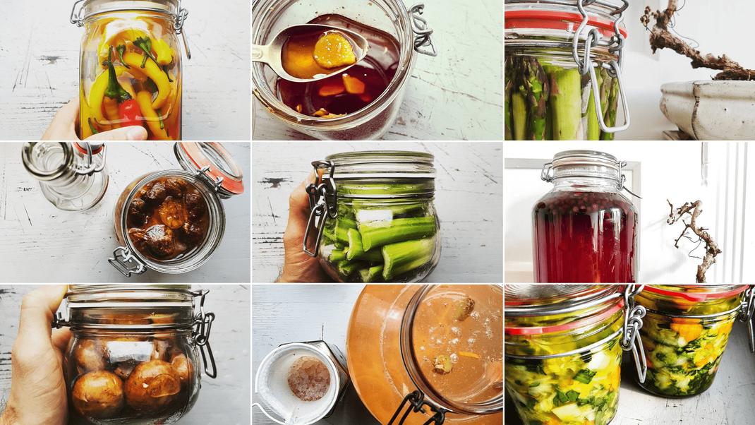 Östrobolom & Probiotika