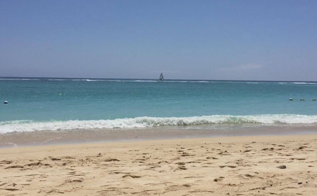 Faulenzen am Strand