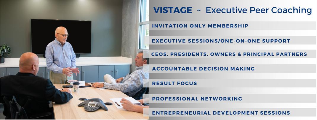 executive peer mentoring