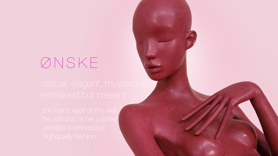 Ønske→Made Man✓Design & Sculpting Studio✓Prototyping✓ Design of high quality window mannequins in traditional and 3D digital sculpting! ☎ please contact us