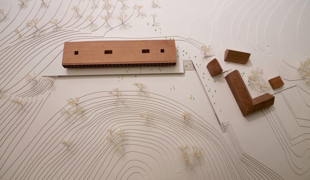 Josefhof 2014 Graz - Kohlmayer Oberst Architekten - Umfang: Montage der Baukörper und Finish