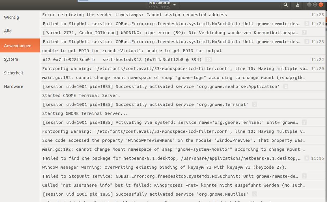 Linux Ubuntu Driver Error | Memcantgetreserved