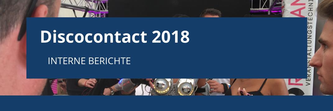 DISCOCONTACT 2017 IN IBBENBÜREN