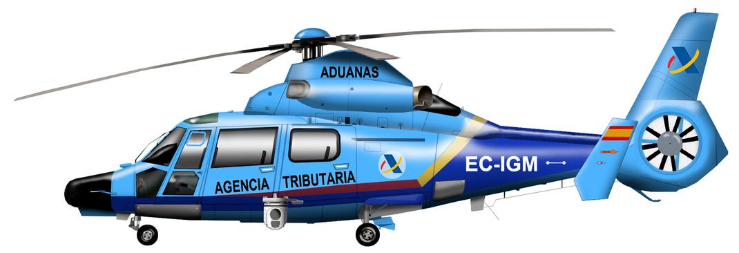 Aerospatiale SA-365N Dauphin 2