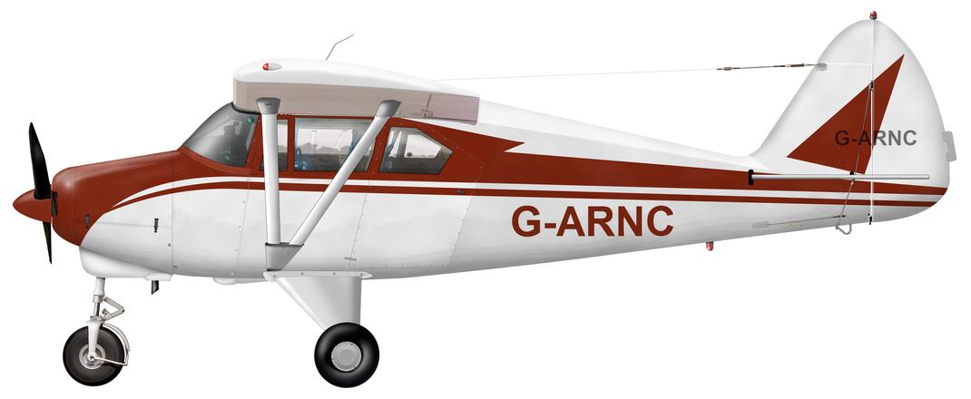Piper PA-20 Tripacer