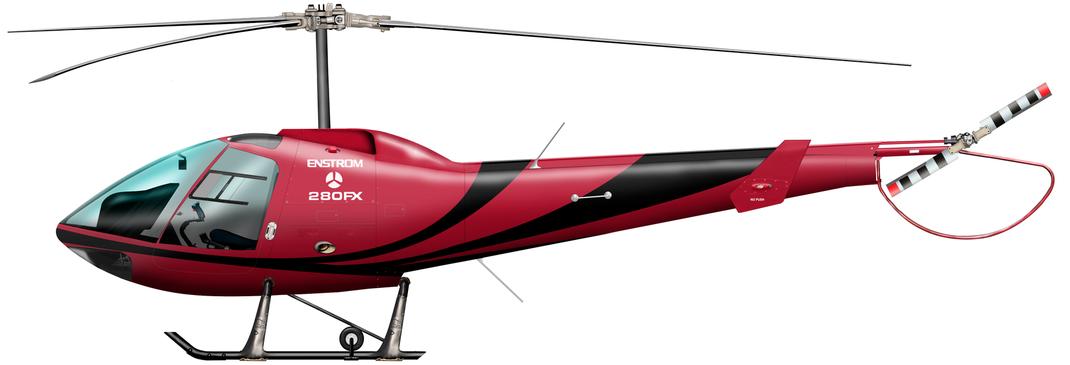 Enström 280FX
