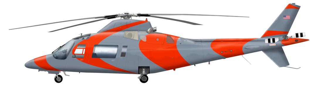 Agusta A-109C Hirundo