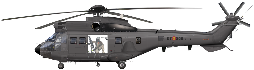 Aérospatiale AS-332B Super Puma