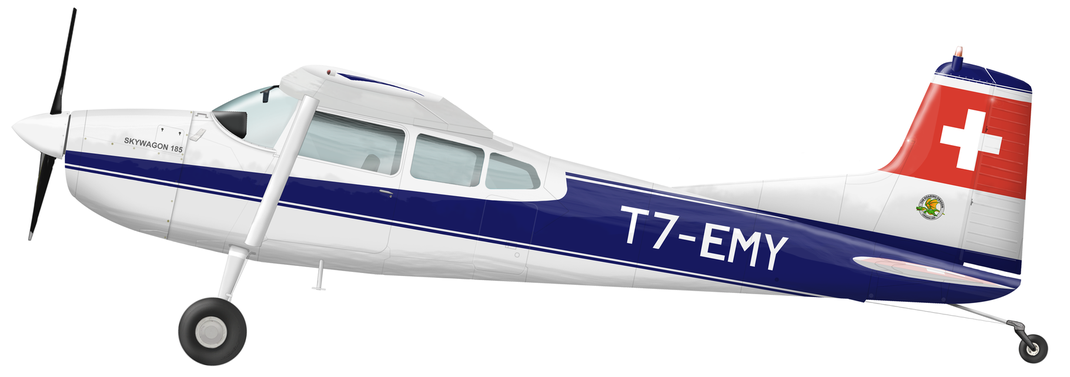 Cessna 185B