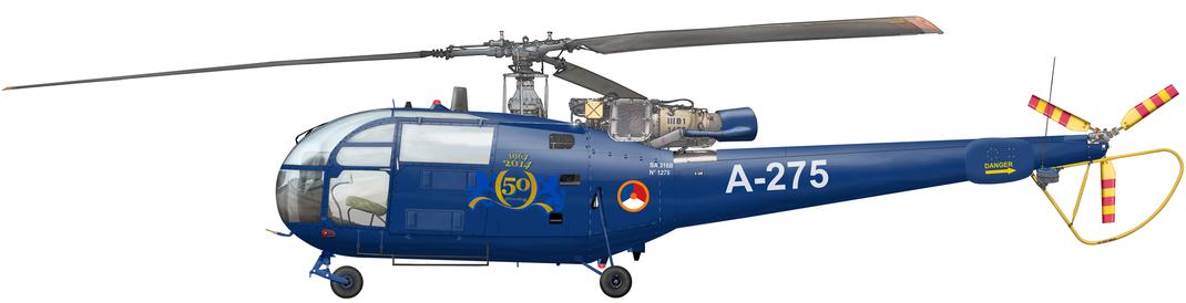 Aérospatiale SA-316B Alouette III
