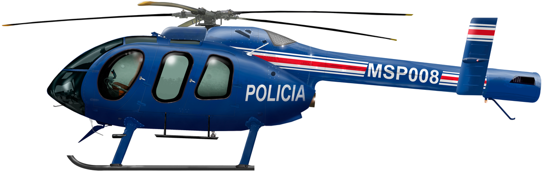 MD Helicopters MD600N