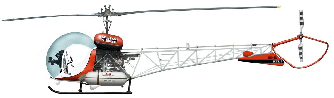 Bell 47G-5