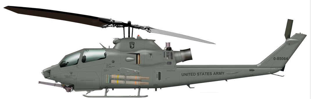 Bell AH-1E Huey Cobra