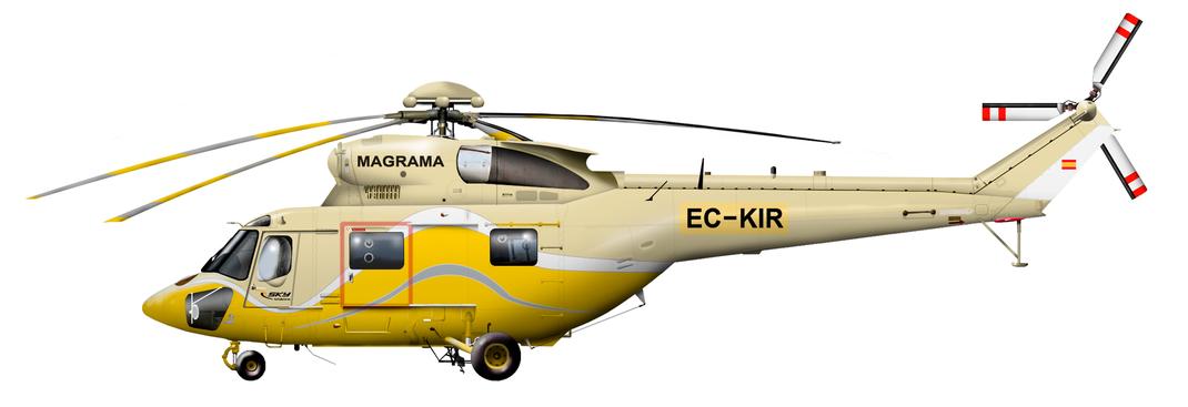 PZL-Mielec W-3 Sokol