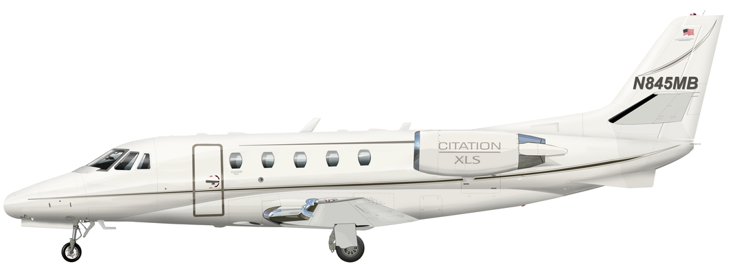 Cessna 560 Citation Excel XLS