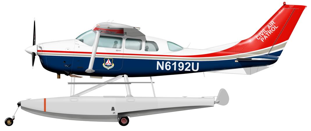Cessna TU-206H Stationair 6