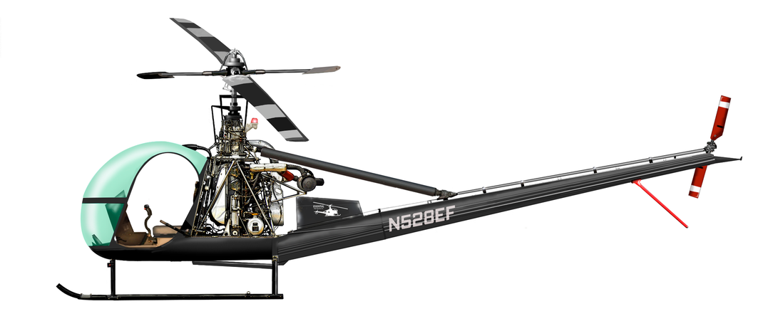 Hiller UH-12 Raven