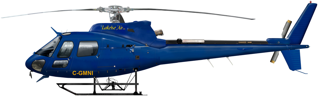 Eurocopter AS-350B Ecureuil